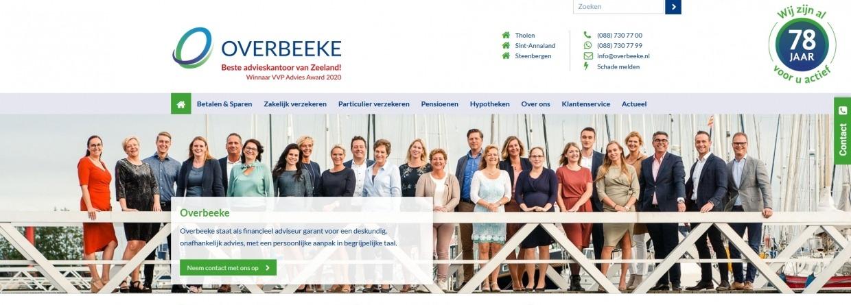 DenK Financiële dienstverleners - Overbeeke 2021