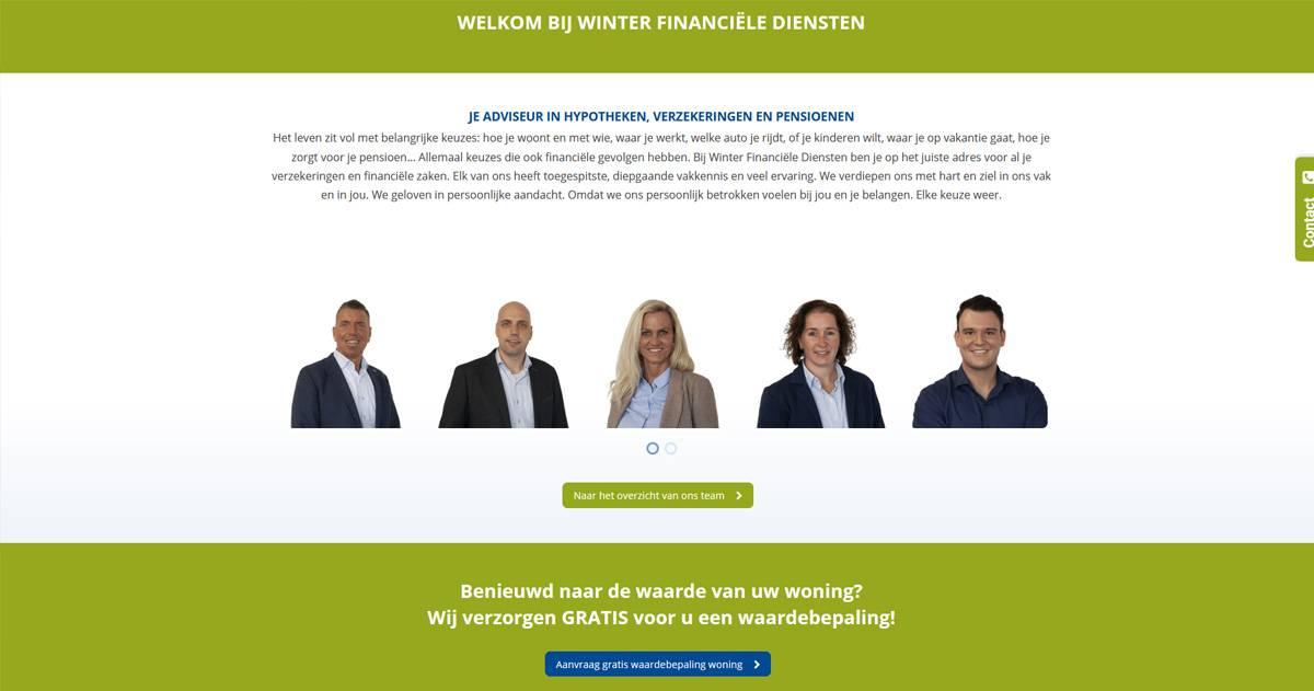 DenK Financiële dienstverleners - Leen Winter Financiele Diensten