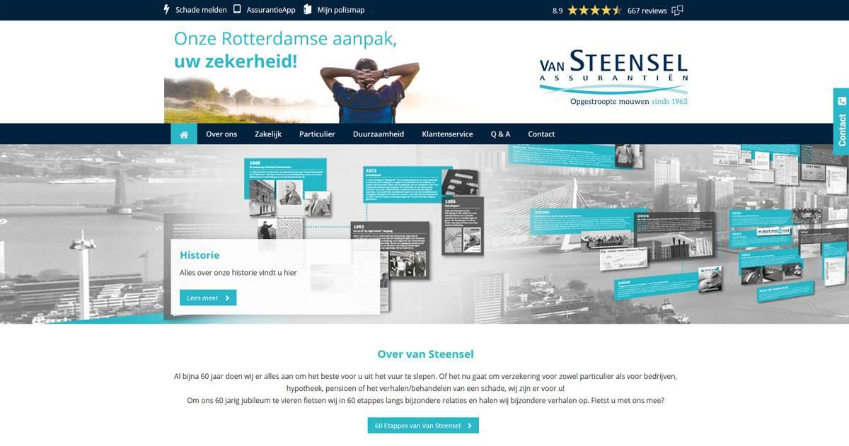 DenK Financiële dienstverleners - Van Steensel Assurantien